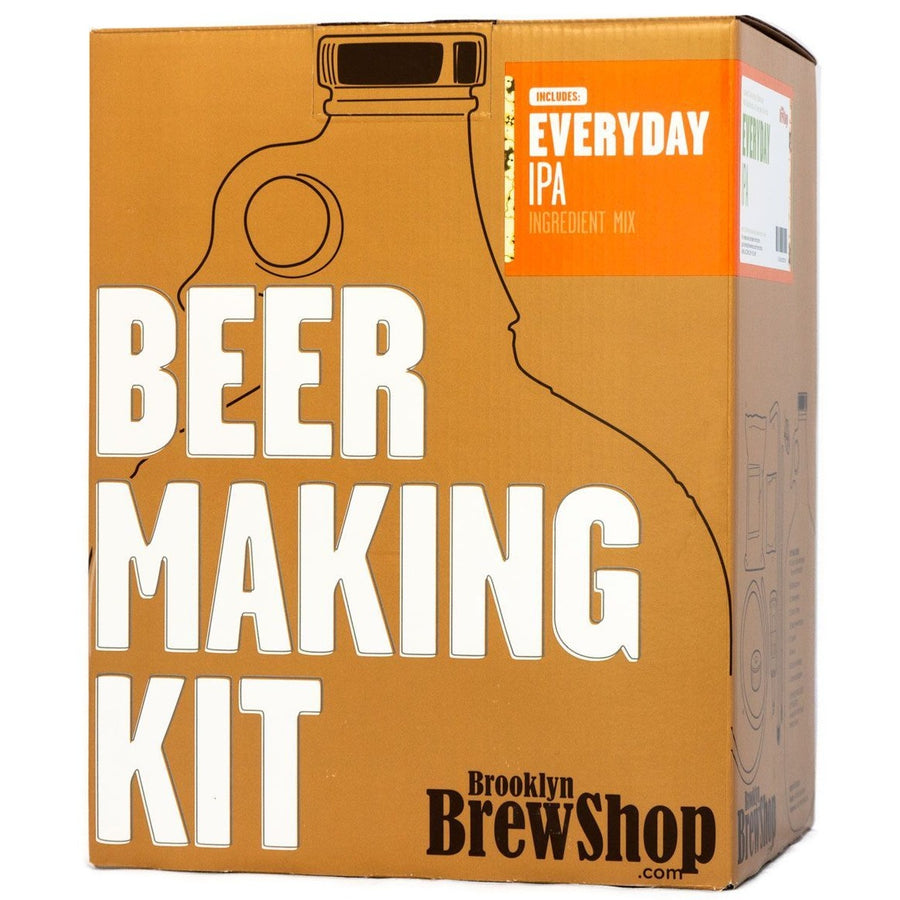 DIY Kit: Everyday IPA Beer Making