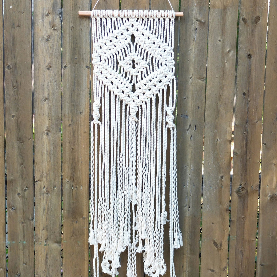 Macrame Wall Hanging Workshop: March 21, 2020 at 12:00PM