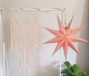 Macrame Bunting Workshop: October 10, 2020 at 12:00PM