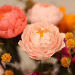 Crepe Paper Flowers Workshop: April 27, 2019 at 12:00PM