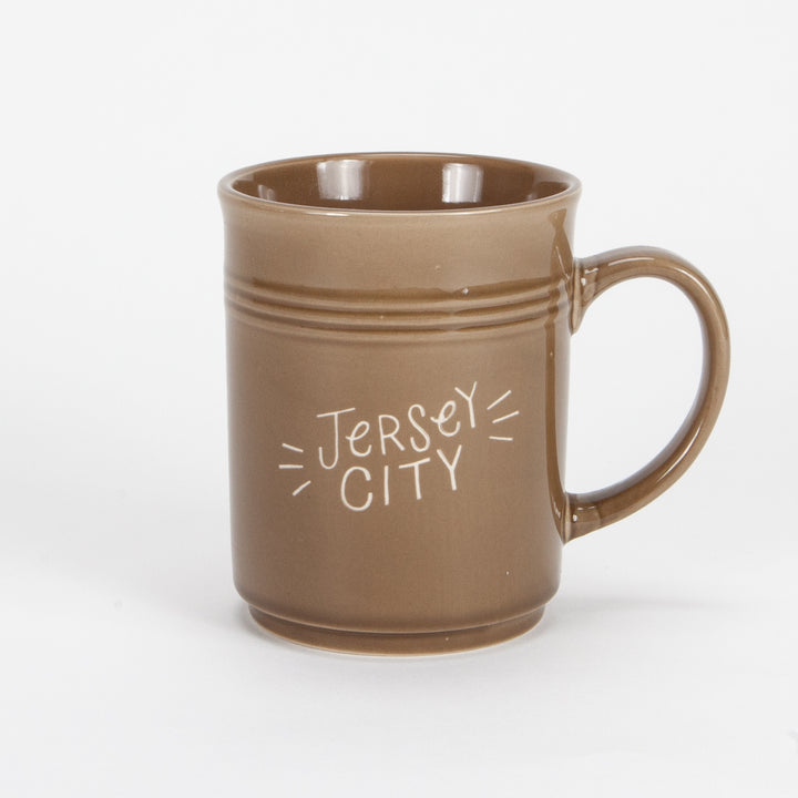 Mug: Etched Jersey City
