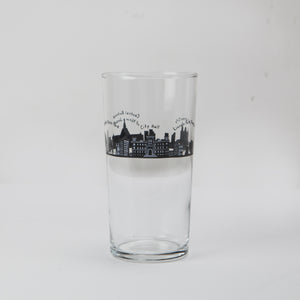 Glass: JC Skyline, K+CO x Fishs Eddy
