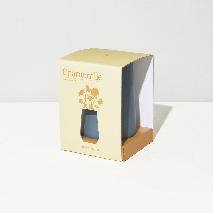 Grow Kit: Chamomile, Tapered Tumbler