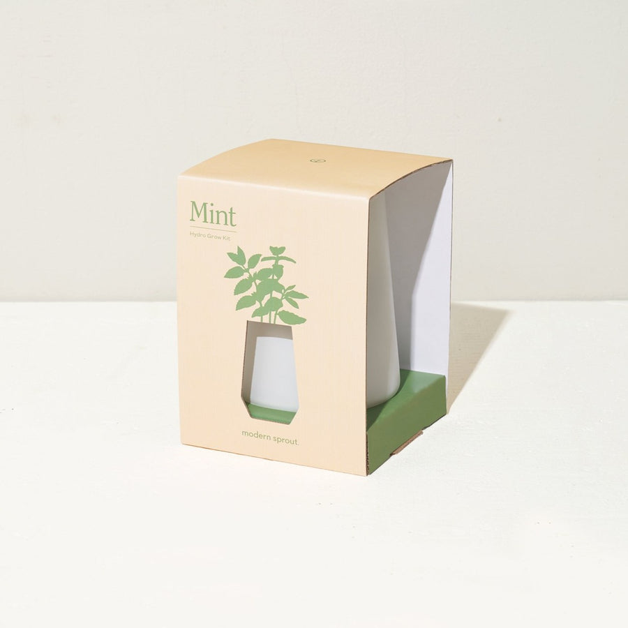 Grow Kit: Mint, Tapered Tumbler