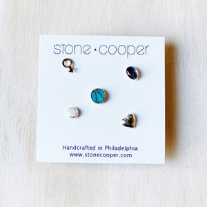 Earrings: Mix + Match Studs, Option 2