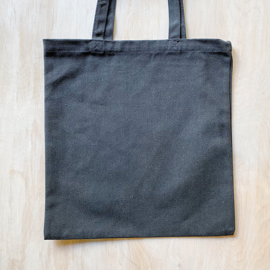 Tote: Jersey City Cascading, Cotton 16oz