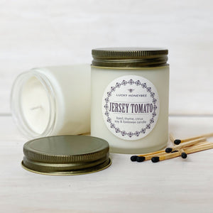 Candle: Jersey Tomato, Lucky HoneyBee
