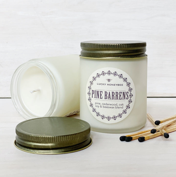 Candle: Pine Barrens, Lucky HoneyBee