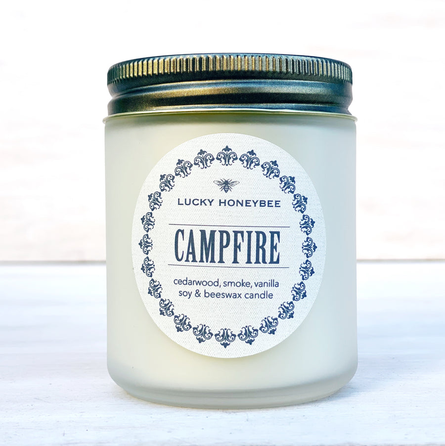 Candle: Campfire, Lucky HoneyBee