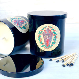 Candle: Krampus, Lucky HoneyBee