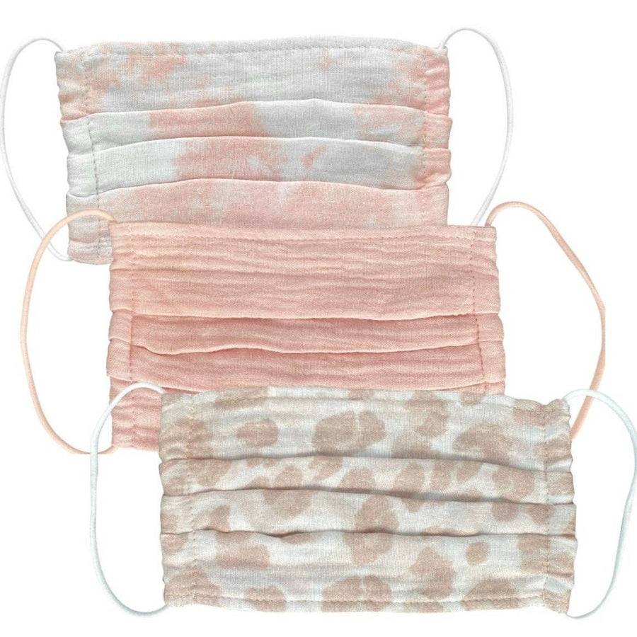 Face Mask: Blush, 3 Pack