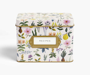 Recipe Tin: Herb Garden