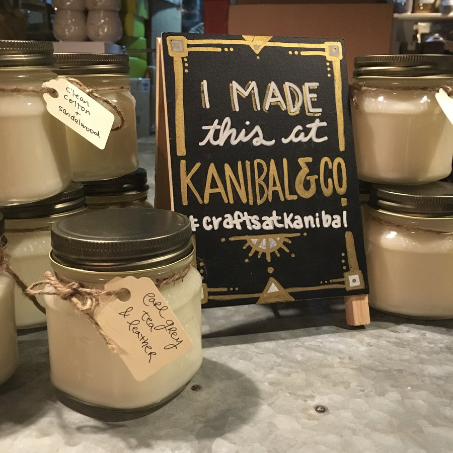 Candle Workshop: March 18, 2020 at 7:00PM