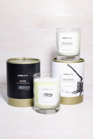 Kanibal & Co. scented candles