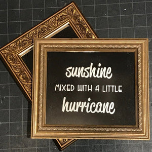 Etched Mirror Workshop: April 4, 2019 at 7:00PM