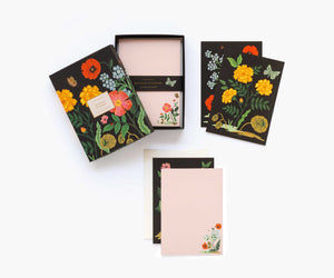 Social Stationery Set: Botanical