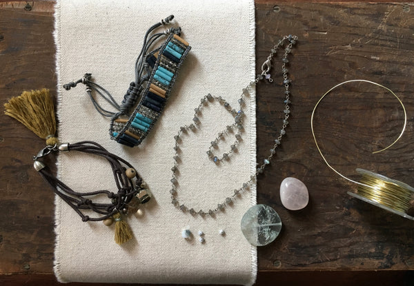 Jewelry Workshop: May 23, 2018 at 7:00PM