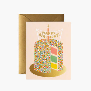 Card: Layer Cake Birthday