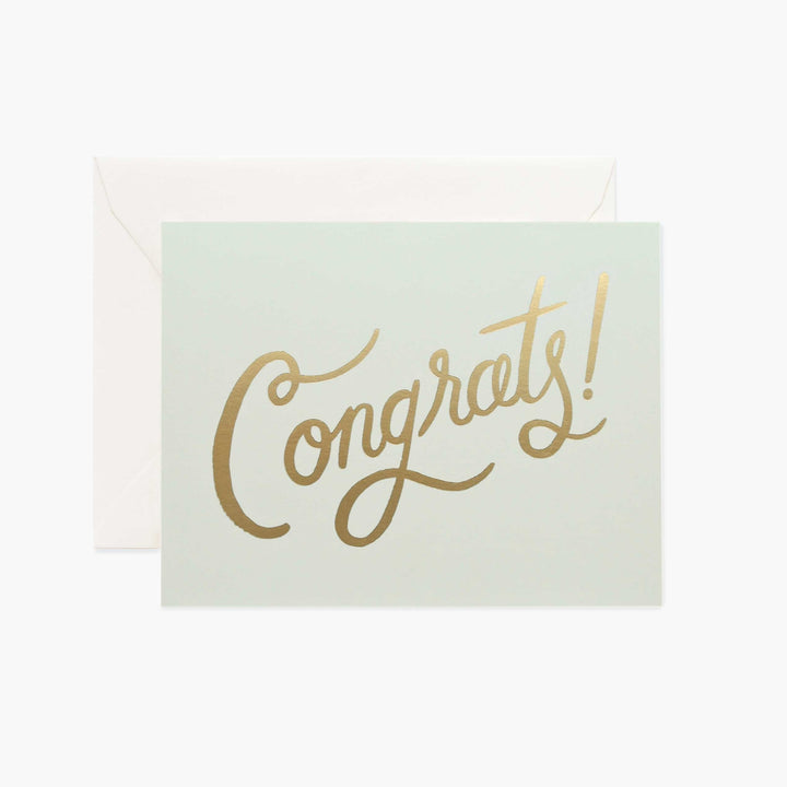 Card: Timeless Congrats