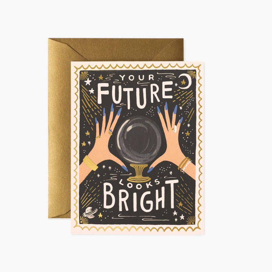 Card: Your Future Looks Bright