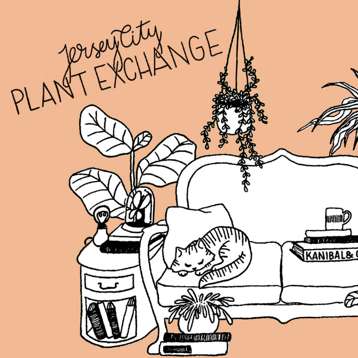 JERSEY CITY PLANT EXCHANGE: May 19, 2019 at 12:00PM