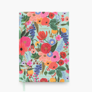 Fabric Journal: Garden Party