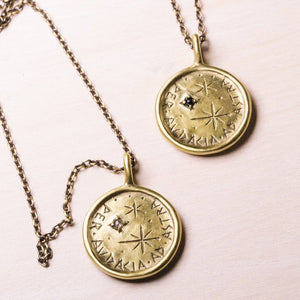 Necklace: Starry Pendant