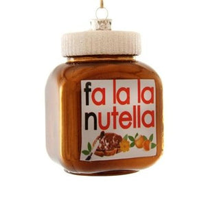 Ornament: Nutella