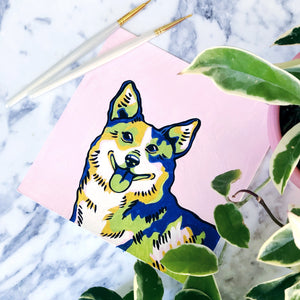 Pop Art Pet Portrait Workshop: September 26, 2019 at 7:00PM