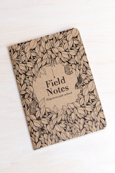 Fields Notes notebook cover