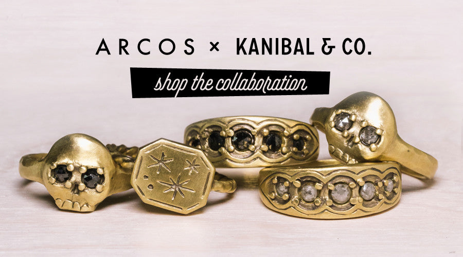 ARCOS X K&CO: shop the jewelry collection