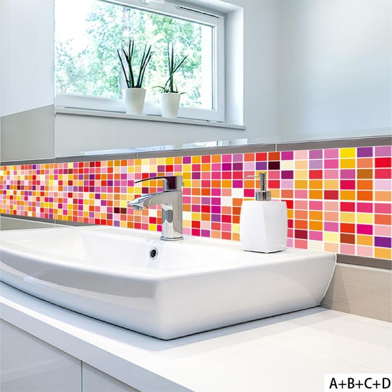 mosaic tile wall design