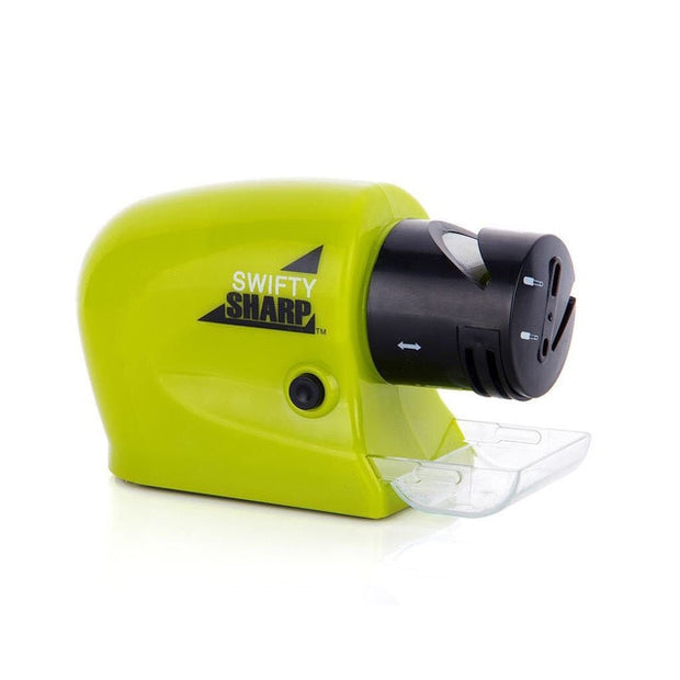 Professional Sharp Electric Knife Sharpener Motorized Knife Sharpener Motorized High-Speed Sharpening  Rotating Household Tool