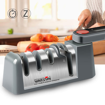 Professional 4 Stage Knife Sharpener