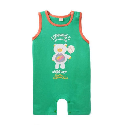 Little Bear Big Hug Playsuit