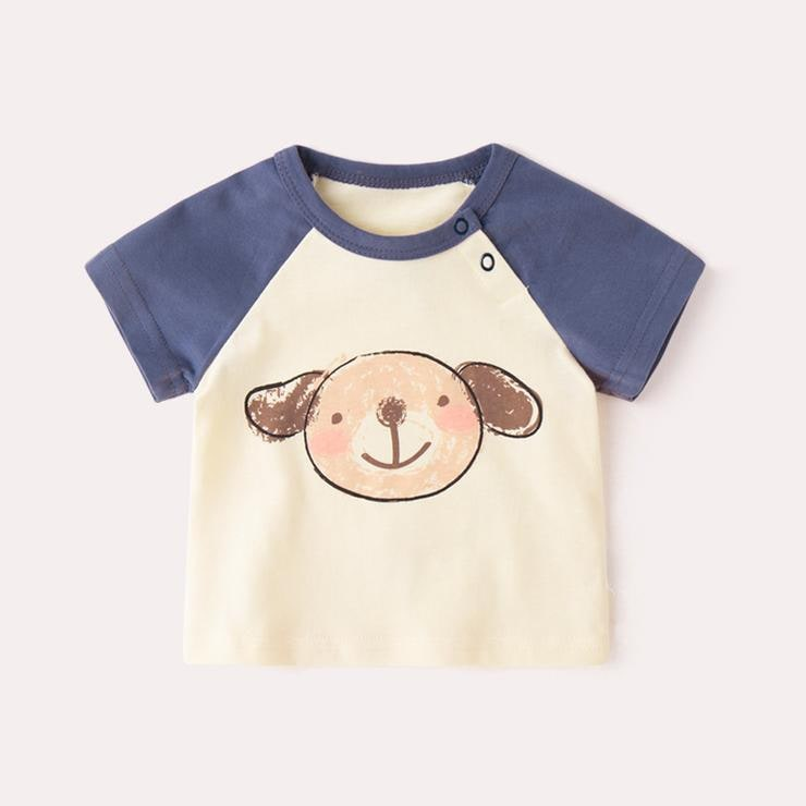 100% Cotton T-shirts- Puppy (Ready stock)