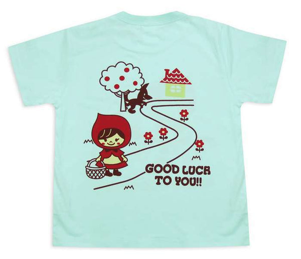 Red Riding Hood Girl T-shirts