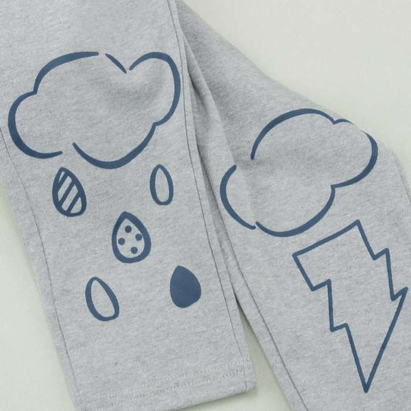 Raining Day Girl Leggings