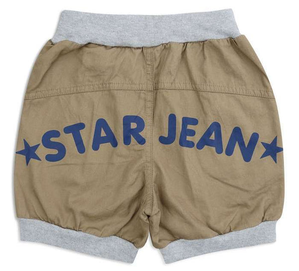 Star Jean Bubble Short Pant