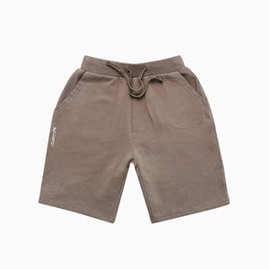 Brown Sporty Short Pants ( Pre-order)