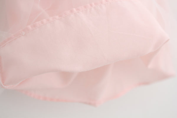 Girls Pink Tulle Dress