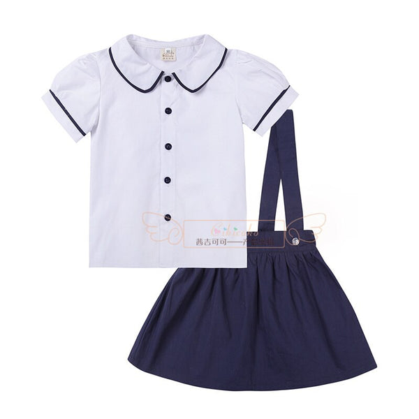 British School Uniform Style 2 Piece Set