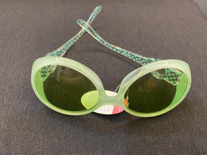 Korean Style Girl's Sunglasses (Green)