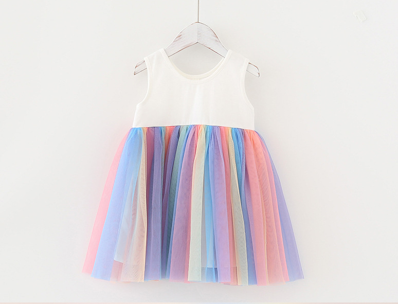Rainbow dress (Pre-order)