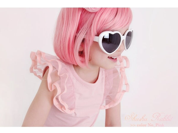 Deluxe Rodini Pink Blouse ( Made in Korea)