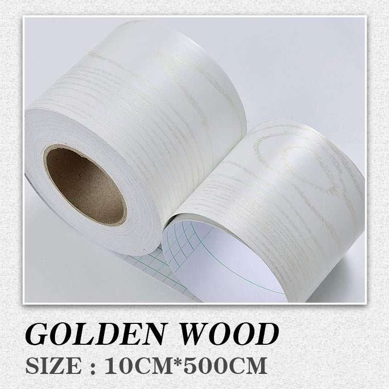 Self-Adhesive Baseboard Stripe Sticker
