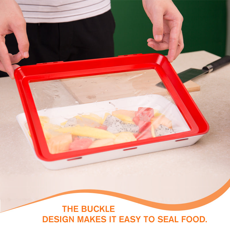 (Factory Outlet) (60% OFF!!) Creative Food Preservation Tray