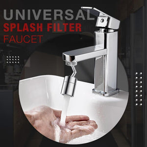 (New arrival)Universal Splash Filter Faucet