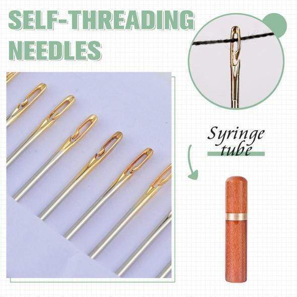 Self-threading Needles£¨NEW YEAR PROMOTION£©