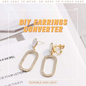 Clip-on Earrings Converter